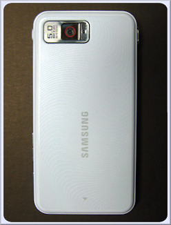 Samsung Omnia updated, now in white, new ROM 12