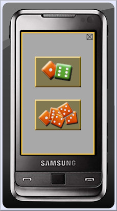 Dice for Samsung Omnia 1