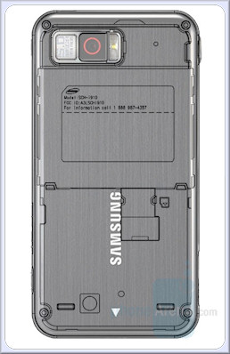 Samsung Omnia i910, i907 clears FCC - One for GSM, one for CDMA 4