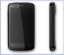 HTC Touch HD to have 8GB flash storage built-in? 1