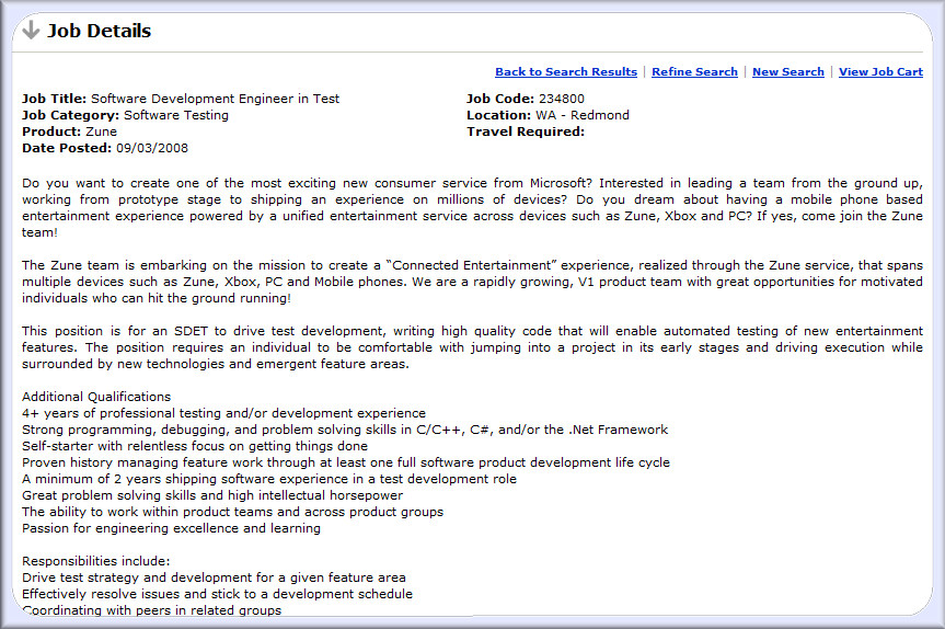 zune for windows mobile confirmed in job posting mspoweruser