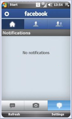 New Facebook Xperia panel now available 2