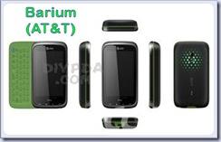 HTC Barium