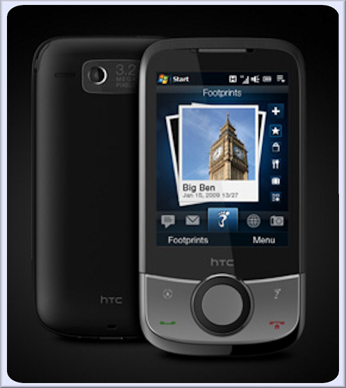 HTC announces Iolite - new HTC Touch Cruise 7