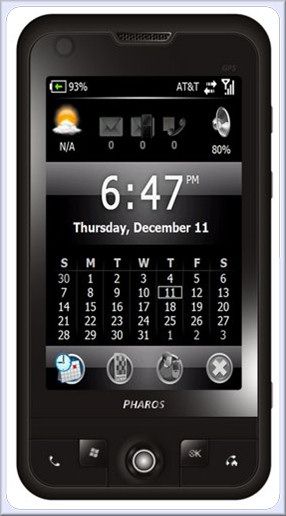 First T-Mobile 3G Windows Mobile smartphone rivals HTC Touch HD 1