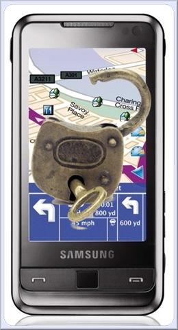 Free and simple SIM Unlock for Samsung i780/Omnia 6