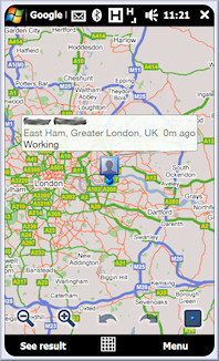 Google adds location tracking to Google Maps 10