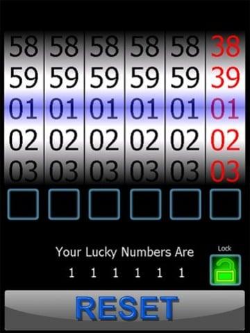 Shake & Win lottery number generator - MSPoweruser