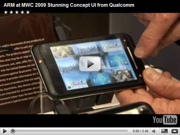 Toshiba TG01 demo shows Qualcomm has power after all 1