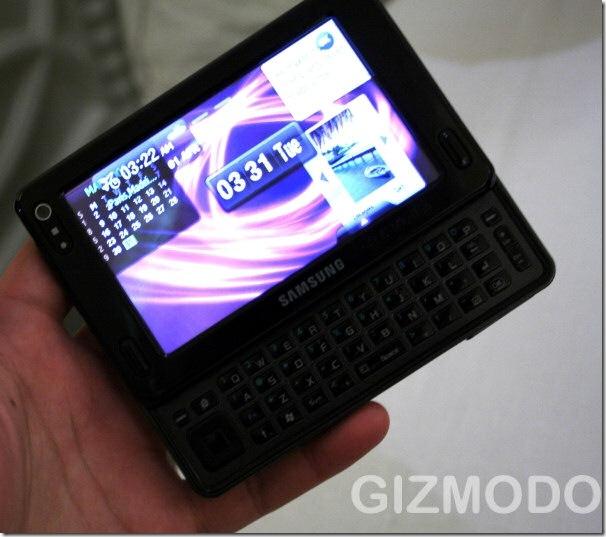Samsung Mondi hands-on 3