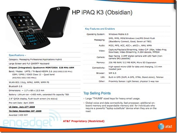 hp-ipaq-k3-slide