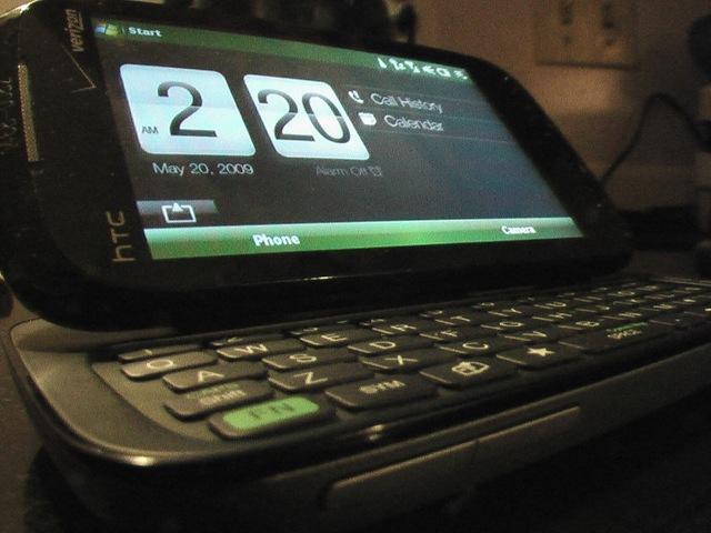 Verizon HTC Touch Pro 2