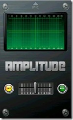 Amplitude for Windows Mobile