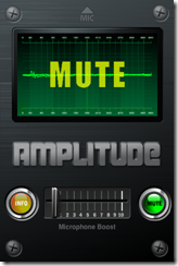 Amplitude for iPhone
