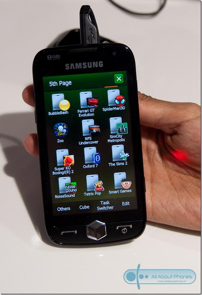 Samsung-applicatiewinkel