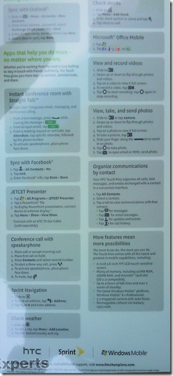 Sprint TP2 marketing 2