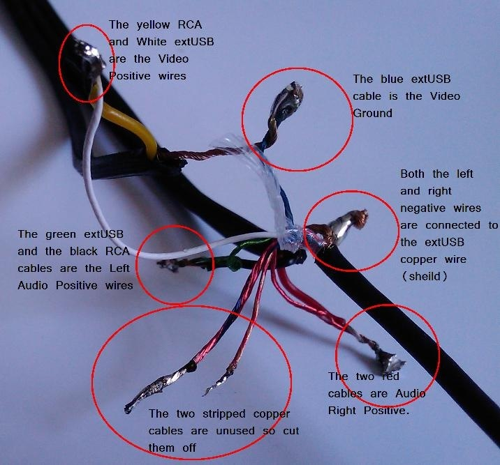 vga to rca diy diagram images