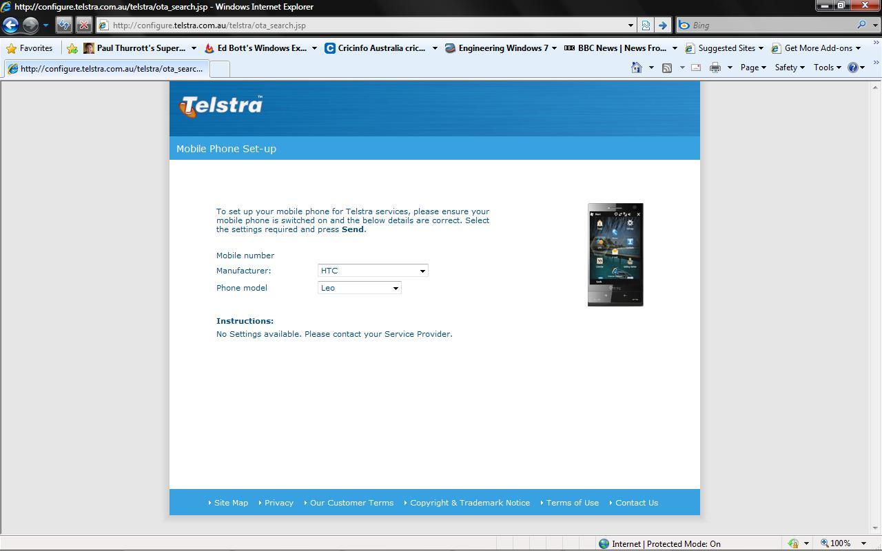 HTC Leo coming to Telstra Australia 5