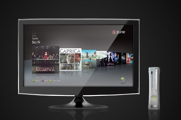 Microsoft Zune eating into Apple's market share 1