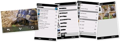 View HTC HD2 Social Networking