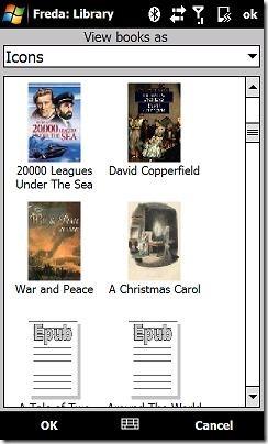 New version of Freda ebook reader released 14