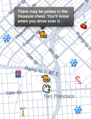 Waze update features Holiday-Themed 'Road Goodies', Waze