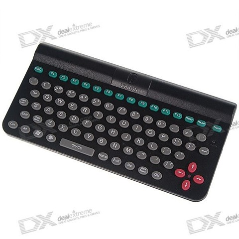 Cheap Bluetooth mini-keyboard for your Windows Mobile smartphone 10