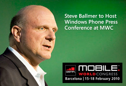 MWC: Reminder – Microsoft Barcelona news conference to be live streamed today 1