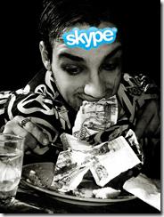 skypegreed