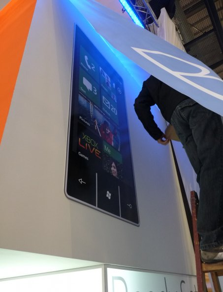 MWC 10: Is this Windows Mobile 7? 7