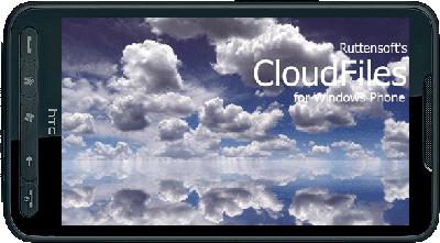 Cloud Files for Windows Mobile