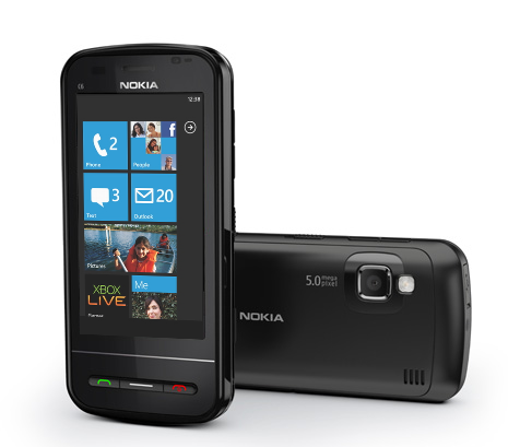 Un smartphone Nokia sous Windows Phone 7 ?