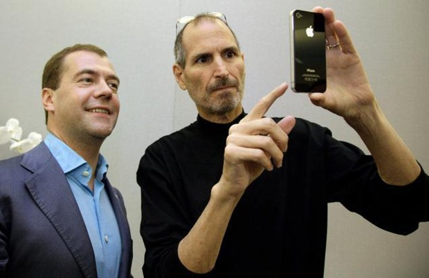 Steve Jobs to iPhone 4 users – you are doing it wrong 1