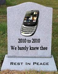 The KIN is dead