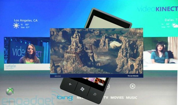 Kinect Video chat coming to Windows Phone 7?