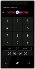 Voxofon for Windows Phone 7