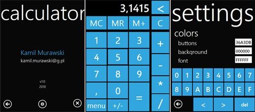 Metro Calculator