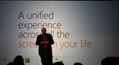 Microsoft has  a comprehensive cloud strategy for Windows phone 7