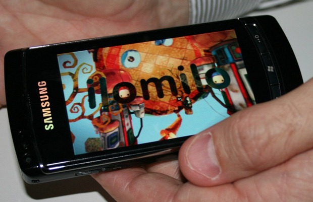 ilomilo on Windows Phone 7