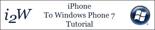 Tutorial on porting iPhone apps to Windows Phone 7