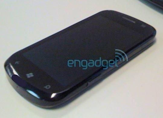 Samsung Cetus SGH i917