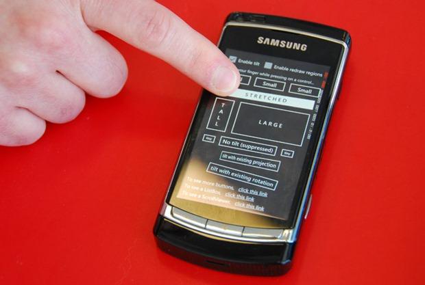 Various UI effects in Windows Phone 7