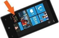 Windows Phone 7 is about play, not work.