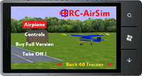 RC-Airsim coming to Windows Phone 7