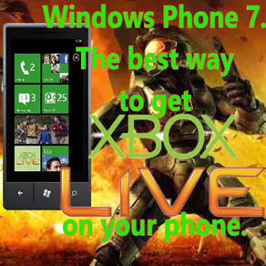 Windows Phone 7  mockup