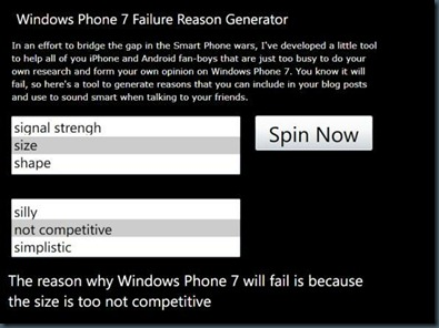 wp7failgenerator