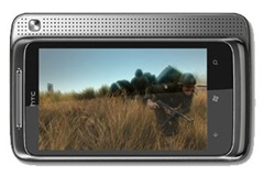 The HTC Surroud