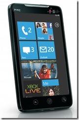 what a Windows Phone 7 HTC Evo may look like