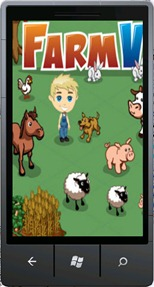 Farmville coming to Windows Phone 7!