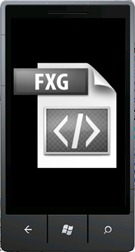 FXG files can now be imported for Windows phone 7 development.